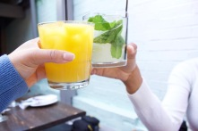 Mango Lemonade and Mojito