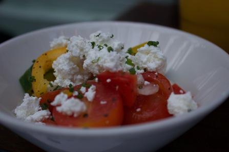 Fresh Balkan Salad